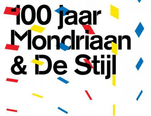 100 jaar Mondriaan